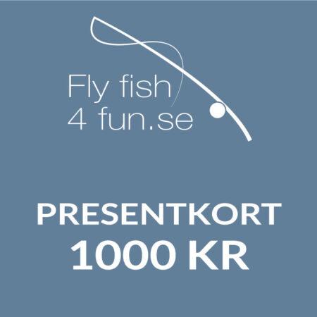 PRESENTKORT-1000